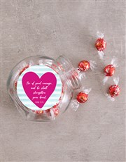 Psalm of Courage Candy Jar