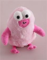 Love Monster Teddy Hamper Tin