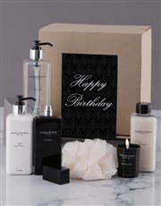 Charlotte Rhys Birthday Bath and Body Pamper