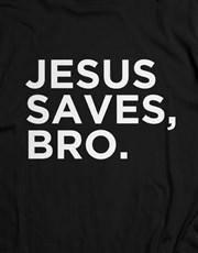 Jesus Saves Christian Shirt
