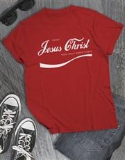 Thou Shalt Never Thirst Christian Shirt