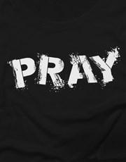 Ladies Pray Christian Shirt