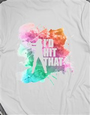 Colour Explosion Golf Shirt