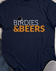 Birdies And Beers Shirt