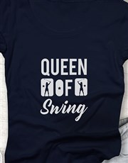 Queen Of Swing Shirt