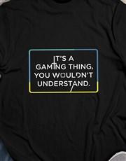 Gaming Things Tshirt
