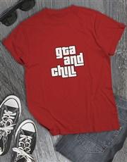 GTA and Chill Gaming Tshirt