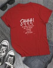 Shhh Gaming Tshirt