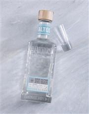 Olmeca Altos Blanco Giftbox