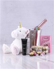 Valdo Floral Prosecco Ice Bucket