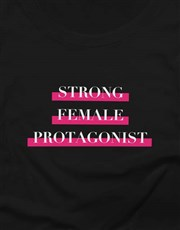 Strong Female Protagonist Ladies T-Shirt