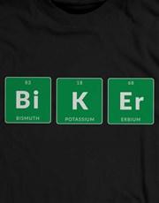 Periodic Biker T Shirt