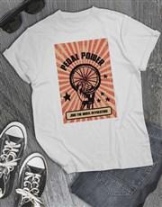 Pedal Power T Shirt