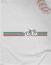 Yolo Cycling Ladies T Shirt