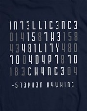 Intelligence Is The Ability T Shirt