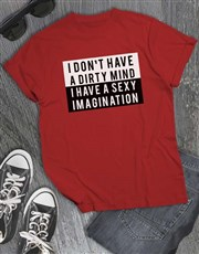 Sexy Imagination T Shirt
