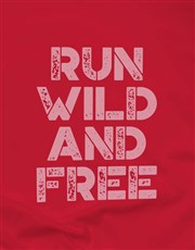 Run Free Ladies T Shirt