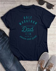 Marathon Dad T Shirt