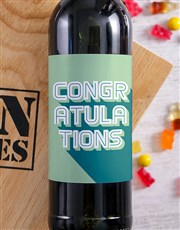Congratulations Wine Man Crate