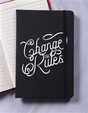 Change The Rules A5 Notebook