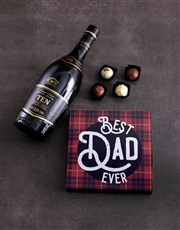 Brandy Biltong And Truffle Hamper For Dad