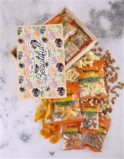 Personalised Mommy Fruit And Nut Crate