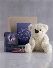 Sweet Sorry Teddy and Nougat Gift