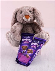 Bunny with Cadbury Slabs Hamper