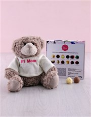 Special Mom Chocs And Teddy