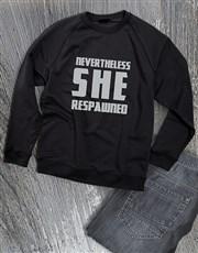 Respawn Gamer Ladies Sweatshirt