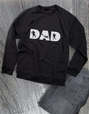 Soccer Dad Sweatshirt