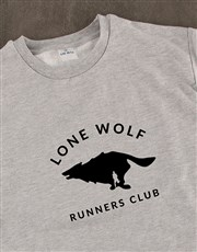Lone Wolf Runners Club Sweatshirt