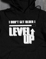 I Level Up Gamer Hoodie