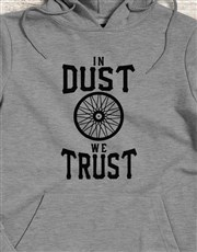 In Dust We Trust Hoodie
