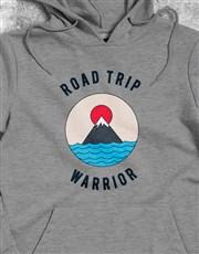 Road Trip Warrior Hoodie
