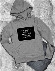This Image Not Available Hoodie