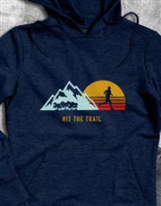 Hit The Trail Hoodie