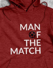 Man Of The Match Hoodie