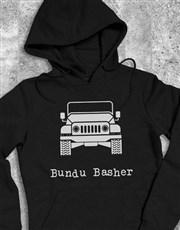Bundu Basher Hoodie