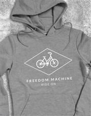 Freedom Machine Hoodie