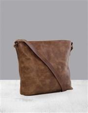 Zemp Orlando Waxy Tan Bag