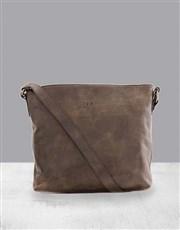Zemp Orlando Waxy Brown Bag