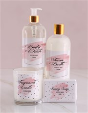 She Believed Bath Kraft Gift Set