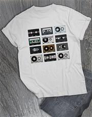 Retro Cassette T Shirt