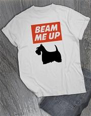 Beam Me Up Scotty T Shirt