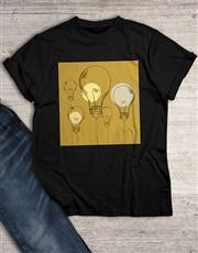 Lightbulbs T Shirt