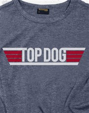 Top Dog Graphic T Shirt