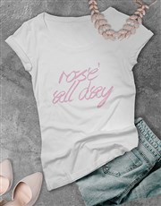 Rose All Day Ladies T Shirt