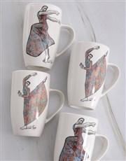 Carrol Boyes Flowing And Uplifting Mug Hamper