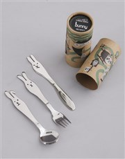 Carrol Boyes Tube Set Bunny